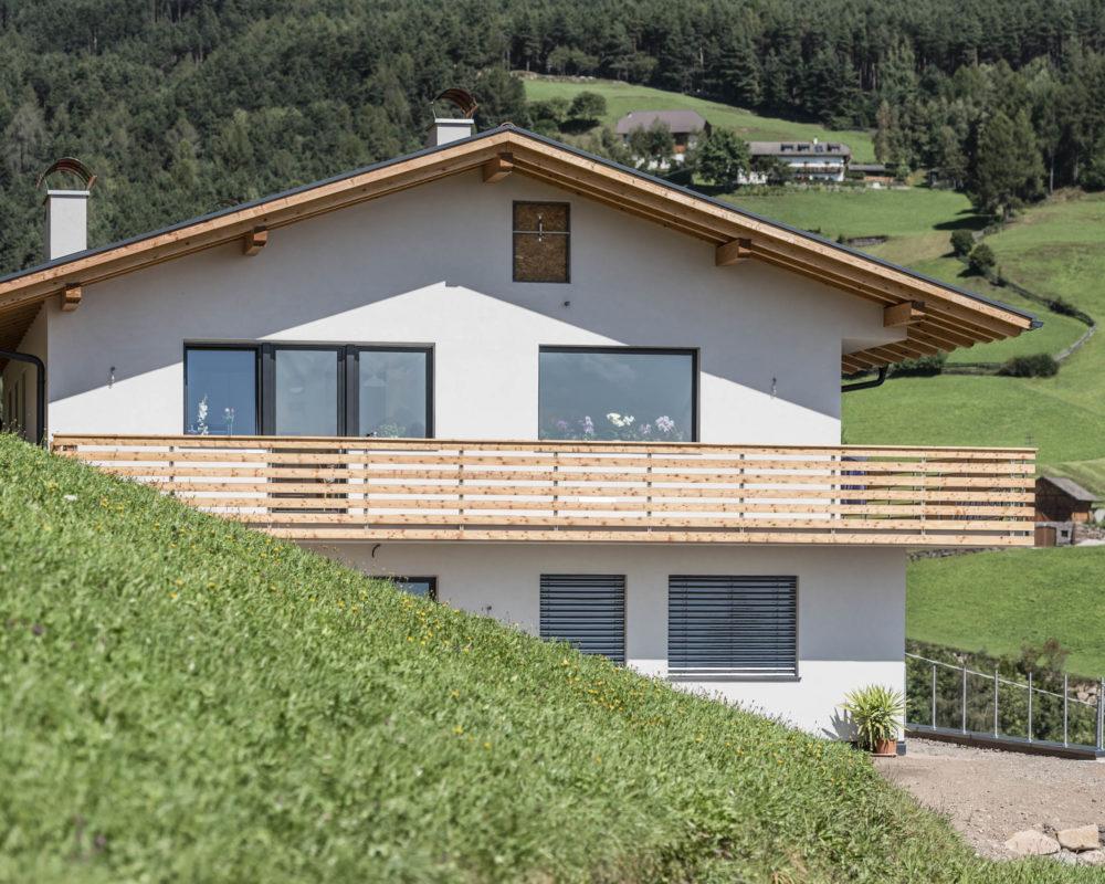 Neubau einfamilienhaus krapfbau for Neubau einfamilienhaus